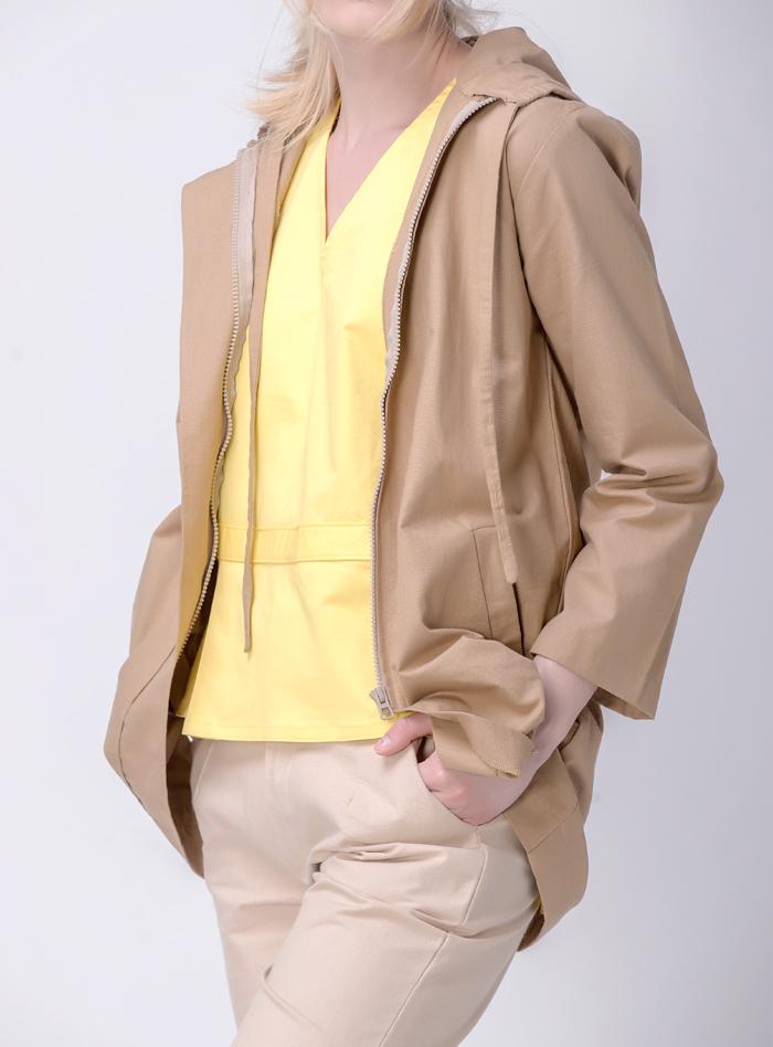Jual New Honey Jacket Casual Untuk Tampil Modis Saat Jalan-jalan